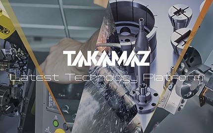 TAKAMAZ Latest Technology Platform